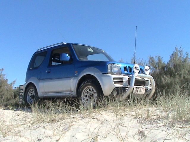 Picture of 2007 Suzuki Jimny, exterior, gallery_worthy
