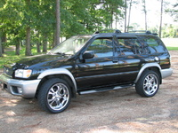 2001 Nissan Pathfinder Picture Gallery