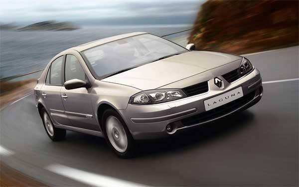 Picture of 2006 Renault Laguna, exterior