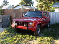 Picture of 1992 Jeep Cherokee 4 Dr Limited 4WD, exterior