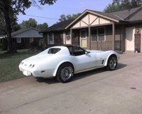 Picture of 1977 Chevrolet Corvette Coupe, exterior