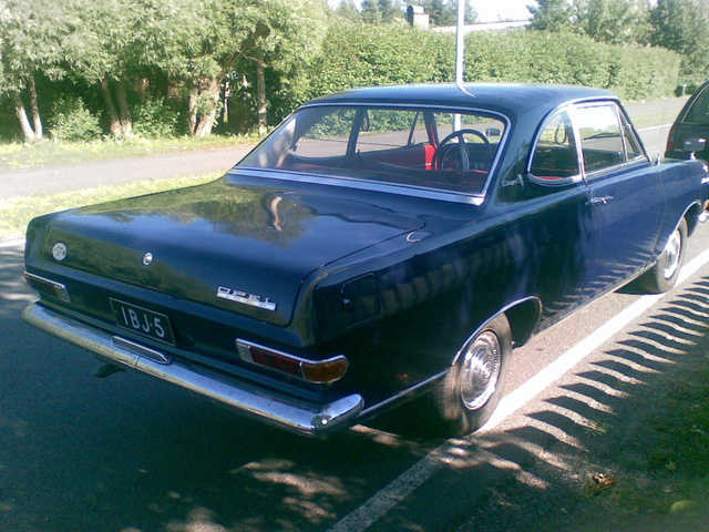 Picture of 1965 Opel Rekord, exterior