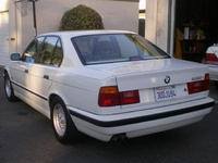 1995 BMW 5 Series 530i, Picture of 1995 BMW 530i, exterior