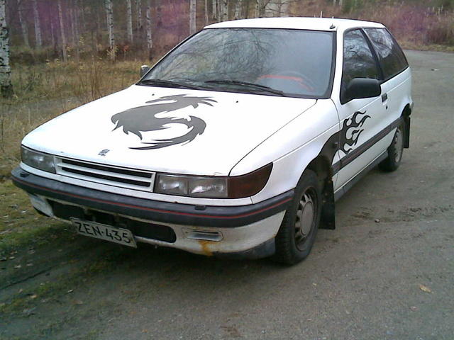 Picture of 1989 Mitsubishi Colt, exterior, gallery_worthy