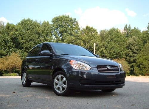 Picture of 2006 Hyundai Accent GLS Sedan FWD