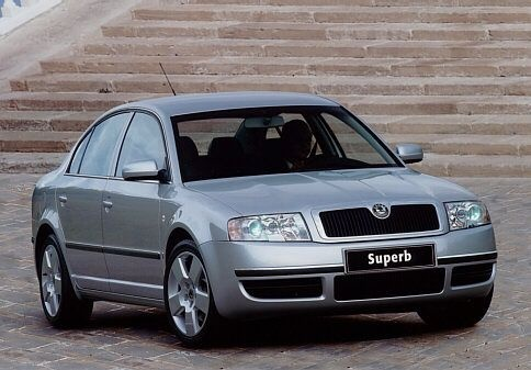 Picture of 2006 Skoda Superb, exterior