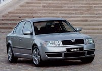 2006 Skoda Superb Picture Gallery