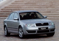 2006 Skoda Superb Overview