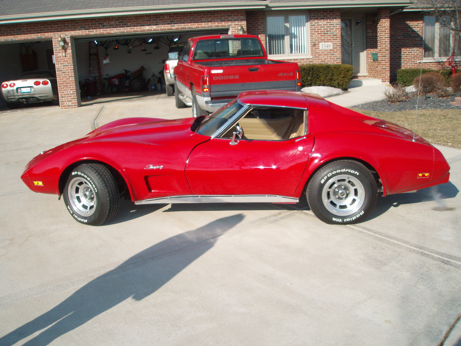 1976 Chevrolet Corvette Coupe picture, exterior