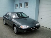 1996 Daewoo Espero Overview
