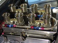 picture of 1966 ford gt40 engine - 1966 Ford Gt40 Engine