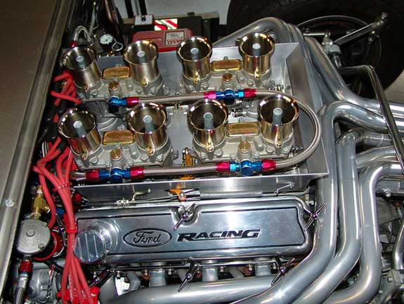 picture of 1966 ford gt40 engine - 1966 Ford Gt40 Interior