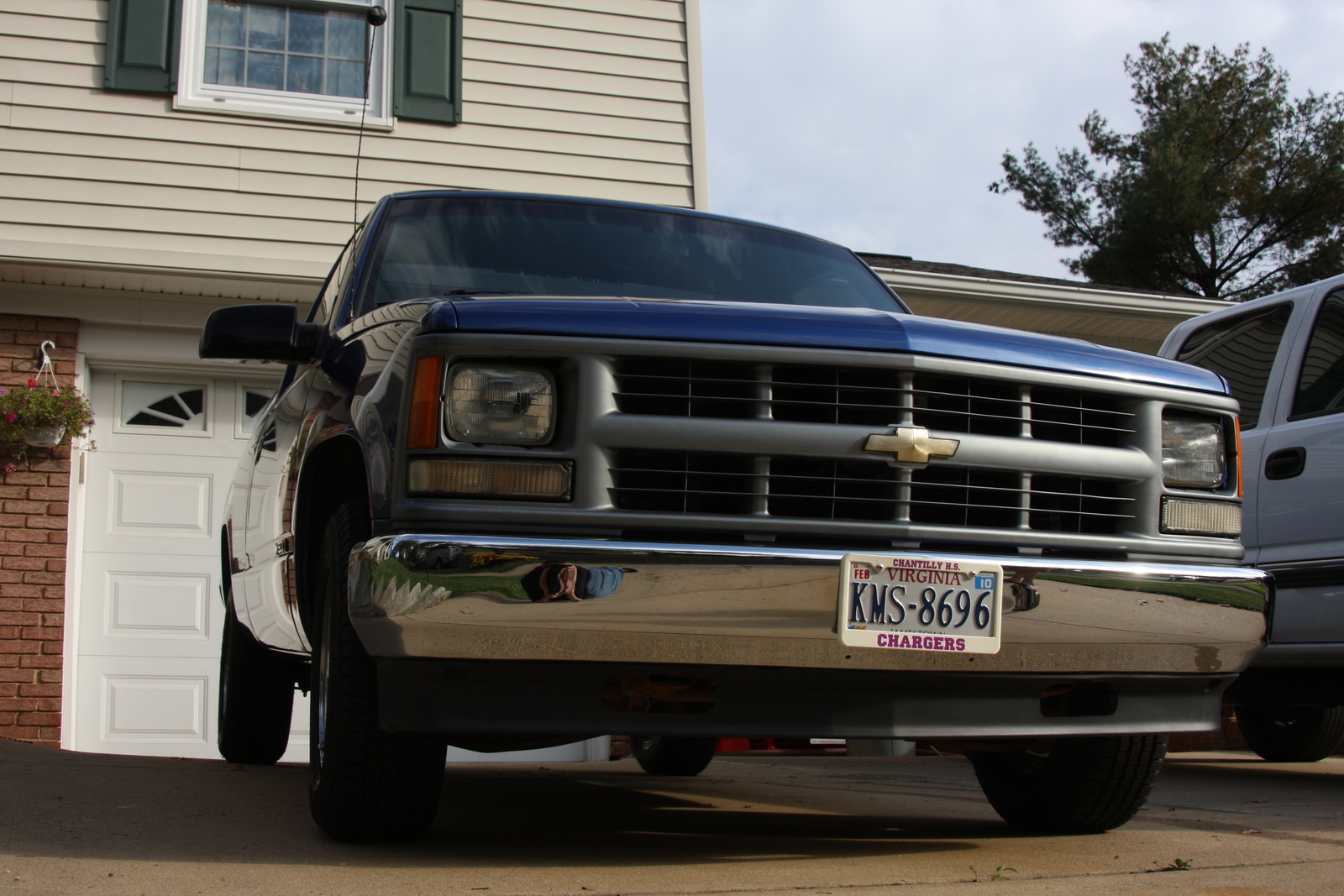 All Chevy 1995 chevy c1500 : Chevrolet C/K 1500 Questions - Replacing stock grille - CarGurus