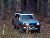 Picture of 2008 Toyota FJ Cruiser 4WD, exterior, gallery_worthy