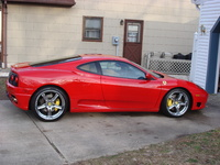 Picture of 2001 Ferrari 360 2 Dr Modena Coupe, exterior