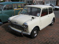 1963 Morris Mini Overview