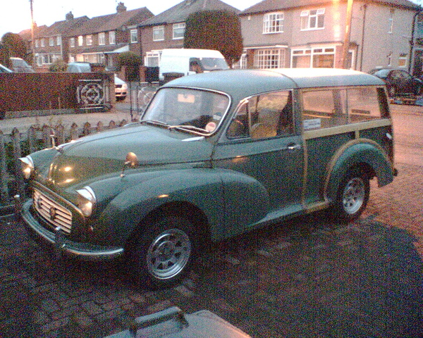 Picture of 1966 Morris Minor