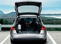 2009 Audi A4 Avant, Back View, exterior, manufacturer