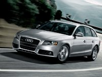 2009 Audi A4 Avant Picture Gallery