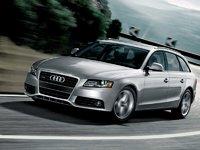 2009 Audi A4 Avant, Front Left Quarter View, exterior, manufacturer, gallery_worthy