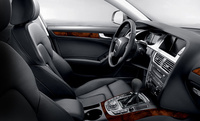 2009 Audi A4 Avant, Interior Side View, manufacturer, interior