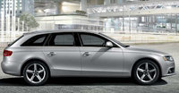 2009 Audi A4 Avant, Right Side View, exterior, manufacturer