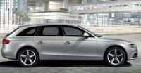 2009 Audi A4 Avant, Right Side View, exterior, manufacturer