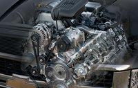2009 Chevrolet Silverado 3500HD, Engine View, exterior, interior, manufacturer