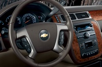 2009 Chevrolet Silverado 3500HD, Interior Front View, manufacturer, interior