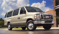 2009 Ford E-Series Van Picture Gallery