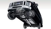 2009 Ford E-Series Cargo, Underside View, exterior, interior, manufacturer
