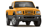 2009 Ford Ranger, Front Right Quarter View, exterior, manufacturer, gallery_worthy