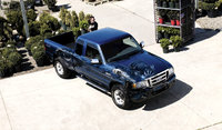 2009 Ford Ranger, Overhead View, exterior, interior, manufacturer