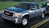 2009 GMC Sierra 2500HD Overview
