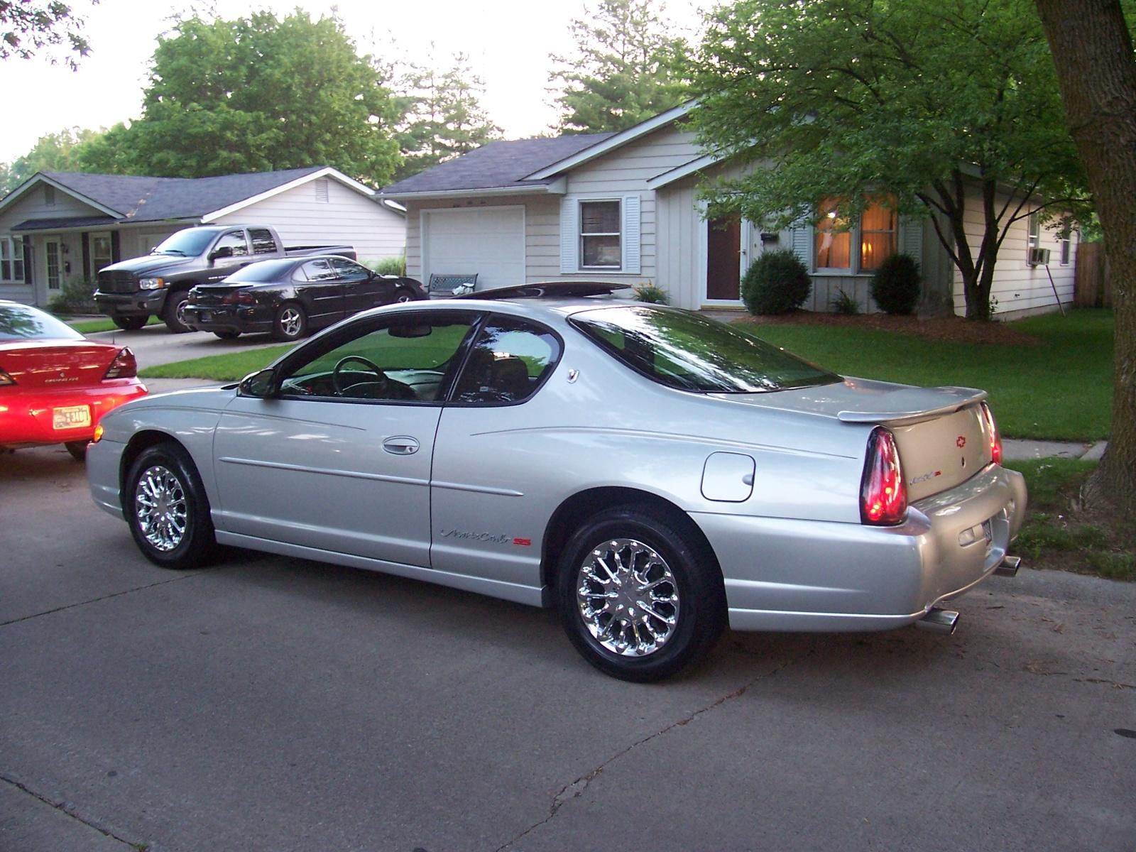 1988 Monte Carlo Ss Specs >> 2000 Chevrolet Monte Carlo - Exterior Pictures - CarGurus
