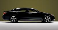 2009 Lexus LS 600h L, side view, exterior, manufacturer