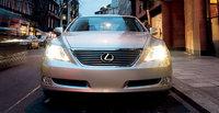 2009 Lexus LS 600h L, front view, exterior, manufacturer