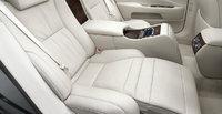 2009 Lexus LS 600h L, seat, interior, manufacturer