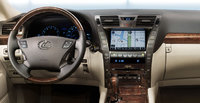 2009 Lexus LS 600h L, dashboard, interior, manufacturer