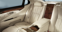 2009 Lexus LS 600h L, backseat , manufacturer, interior