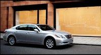 2009 Lexus LS 600h L , exterior, manufacturer