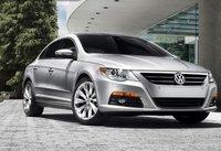2009 Volkswagen CC Overview