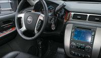 2009 GMC Sierra 3500HD, Interior Front View, interior, manufacturer