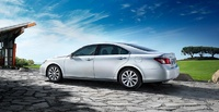 2009 Lexus ES 350, Back Left Quarter View, manufacturer, exterior