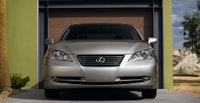 2009 Lexus ES 350, Front View, exterior, manufacturer