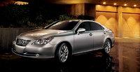 2009 Lexus ES 350, Front Left Quarter View, exterior, manufacturer