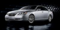 2009 Lexus ES 350, Front Left Quarter View, exterior, manufacturer, gallery_worthy
