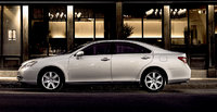 2009 Lexus ES 350, Left Side View, exterior, manufacturer