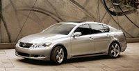 2009 Lexus GS 460, Front Left Quarter View, exterior, manufacturer