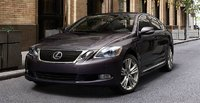 2009 Lexus GS 450h, Front Left Quarter View, exterior, manufacturer